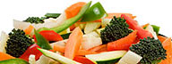 Rapid chilling of vegetable and fruit crops preserves quality